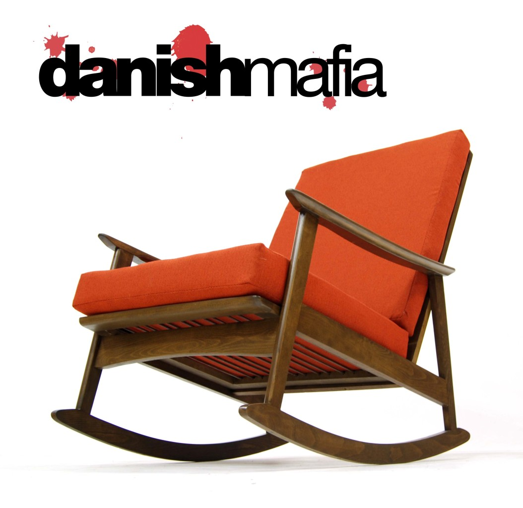 Modern Rocking Chair ~ Danish modern rocking chair myideasbedroom