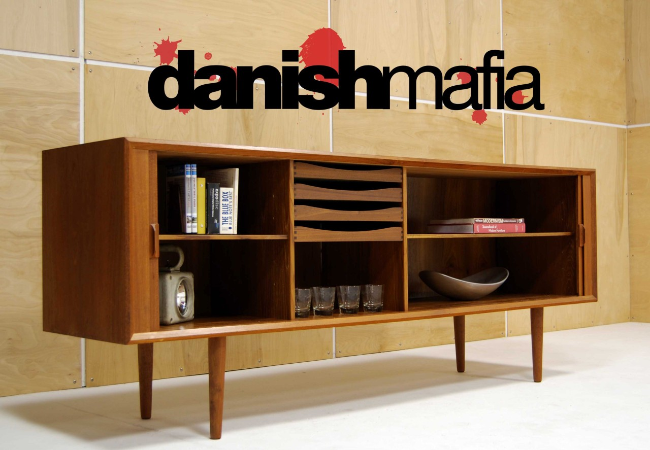 Danish Modern Tv Credenza : Deals on the g a mid century modern tv console stand cabinet