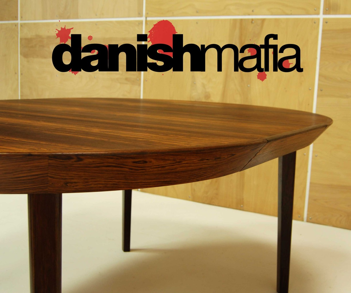Danish Modern Dining Room Table Best Dining Room 2017