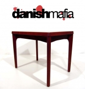Mid Century DANISH MODERN Rosewood Side End Table STOLE
