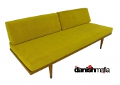 Vintage MID CENTURY MODERN Sofa Couch Daybed Day Bed NR