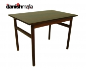 Mid Century Modern Brazilian Rosewood Side End Table