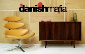 MID CENTURY DANISH MODERN ROSEWOOD CREDENZA SIDEBOARD EAMES