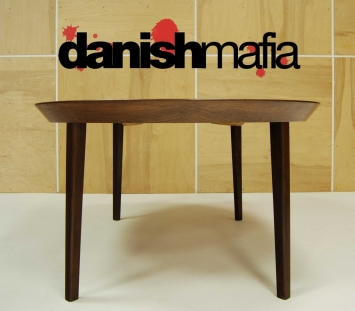 Mid Century Rosewood Dining Table 2