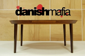 Mid Century Rosewood Dining Table 7