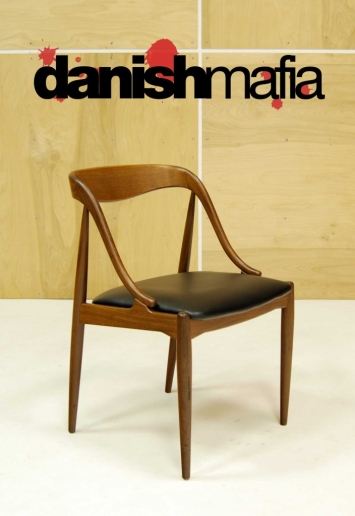 Mid Century Teak Dining Chairs 4