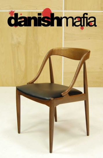 Mid Century Teak Dining Chairs 7